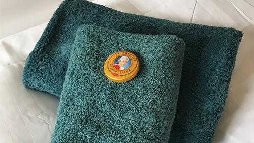 handdoeken handtücher towels