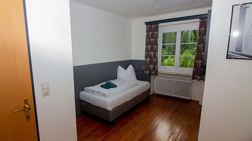 Single room Einzelzimmer